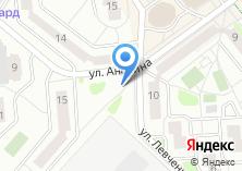 Компания «Магазин яиц на ул. Левченко» на карте