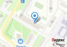 Компания «Магазин люстр» на карте