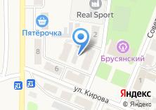 Компания «ЖЭУ №14» на карте