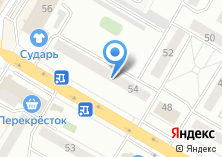 Компания «Сверчок» на карте