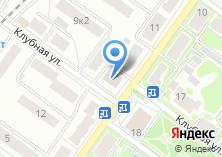 Компания «D.A.CONSULTING» на карте