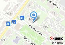 Компания «МОСОБЛКАПСТРОЙ-СК» на карте