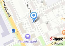 Компания «СВС» на карте