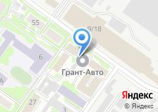 Компания «Глобус-Сталь» на карте