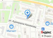 Компания «Управляющая Компания КупавнаЖилСервис» на карте