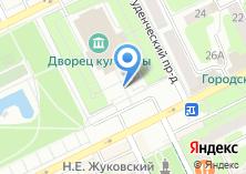 Компания «Dprint.pro» на карте