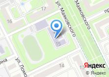 Компания «Муниципальный институт г. Жуковского» на карте