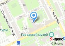 Компания «Жуковский дом книги» на карте