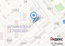 Компания «Ильинская Слобода микрорайон» на карте