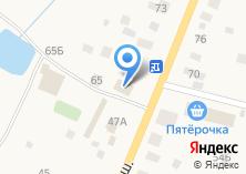 Компания «Почтовое отделение №141131» на карте