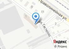 Компания «Гарантия-Строй» на карте
