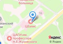 Компания «ЦБЭЛИС» на карте