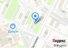 Компания «ВоксПласт» на карте