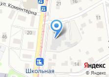 Компания «Жуковский хлеб» на карте