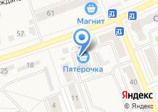 Компания «Доступная мебель» на карте