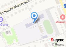 Компания «Средняя общеобразовательная школа №22 им. И.И. Назина» на карте