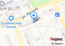 Компания «Евросеть сеть салонов связи» на карте