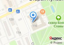 Компания «Маркиза Ангелов» на карте