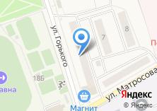 Компания «Магазин оргтехники» на карте