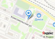 Компания «Эконом-Тур» на карте