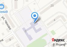 Компания «Средняя общеобразовательная школа №2 им. В.В. Дагаева» на карте