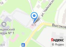 Компания «Раменский родильный дом» на карте