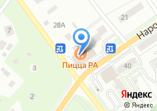 Компания «Экспертофф» на карте