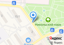 Компания «Лосино-Петровская городская похоронная служба» на карте