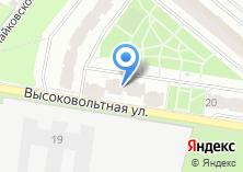 Компания «Парк на Фабричной» на карте