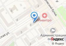 Компания «ЗАГС г. Лосино-Петровского» на карте