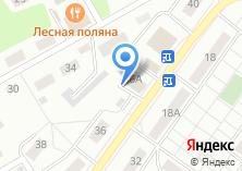 Компания «Галина» на карте
