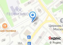 Компания «РемТехСервис» на карте