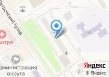 Компания «Московская коллегия адвокатов №10» на карте