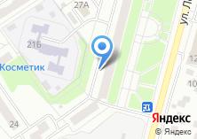 Компания «ЖЭУ №10» на карте