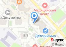 Компания «Строящийся жилой дом по ул. Чугунова (г. Раменское)» на карте