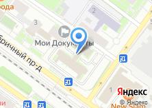 Компания «Московское областное БТИ» на карте