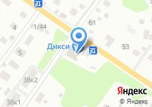 Компания «Магазин цветов на Москворецкой» на карте