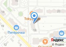 Компания «Раменский» на карте