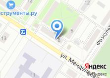 Компания «Продлайн» на карте