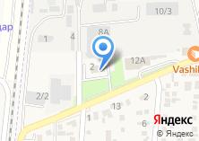 Компания «Банкомат Юго-Западный банк Сбербанка России» на карте