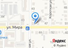 Компания «Строящееся административное здание по ул. Смоленская (Южный)» на карте