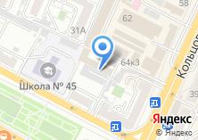 Компания «Калачеевский Хлеб» на карте