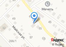 Компания «АвтоВира136» на карте