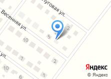 Компания «Лазурный» на карте