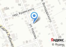 Компания «Учебный центр» на карте