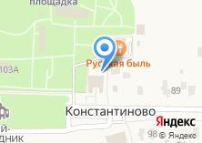 Компания «Летнее» на карте