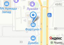 Компания «Магазин автошин и дисков» на карте