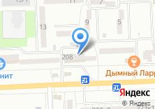 Компания «Аква-Маг» на карте