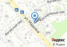 Компания «Сервис 004» на карте