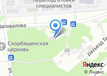 Компания «Майдан» на карте